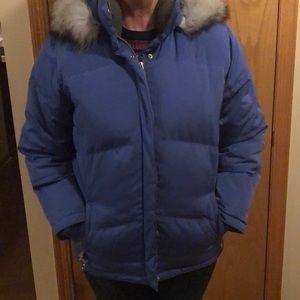 Women's winter jacket.